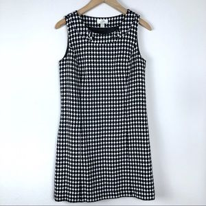 LOFT Wool Blend Sheath Dress Size 4